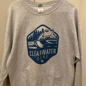 Younglife Clearwater cove sweatshirt